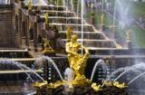 фонтан,_Петергоф