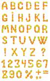 letter_number_fruit_alphabetic
