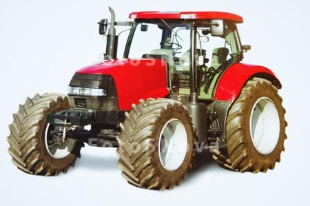 рисунок трактор: