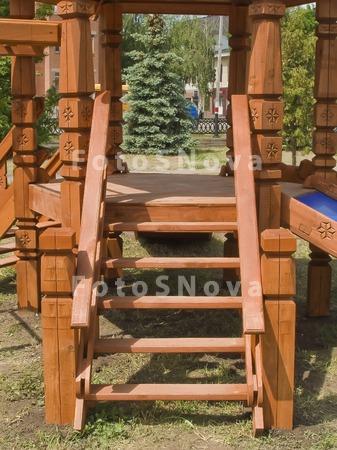 Лестница для детской горки