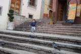 лестница,_ребено