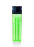 зажигалка,_зелен
