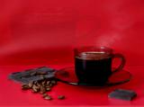 кофе_зерна_чашка