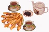 чай,_посуда,_варе