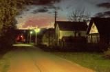 Закат,_деревня,_