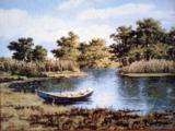 Озеро,лодка_наде