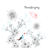птички,_растения