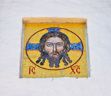 фреска;_Иисус;_пр